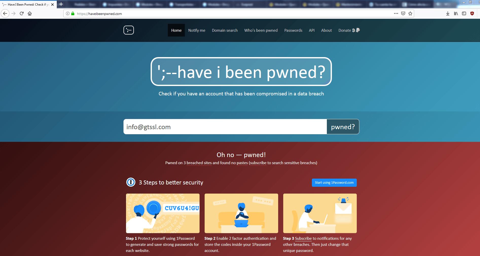 plataforma correos hackeados